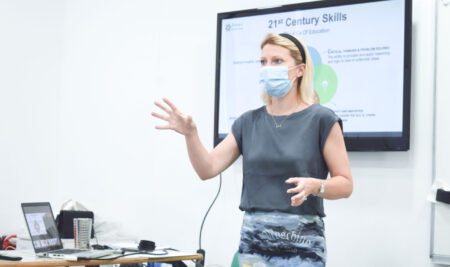 The Erasmus+ KA1 teacher training course in Croatia